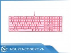 Bàn phím cơ DareU EK810 Queen Pink