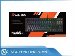 Bàn phím cơ DareU EK880 RGB