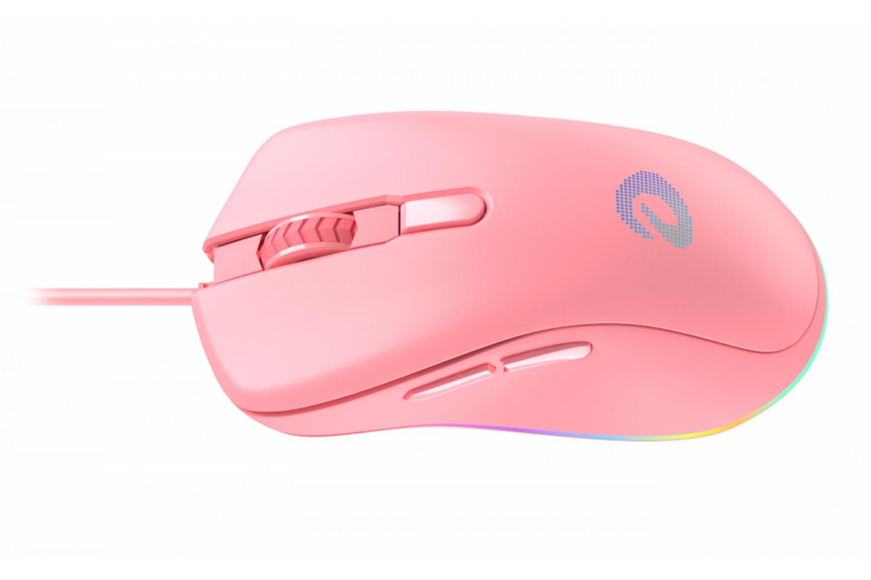 DareU EM908 Queen Pink RGB có thời gian phản hồi nhanh