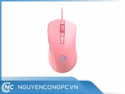 Chuột Gaming DareU VICTOR EM908 Pink Queen RGB