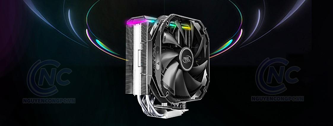 Tản nhiệt khí Deepcool AS500 ARGB