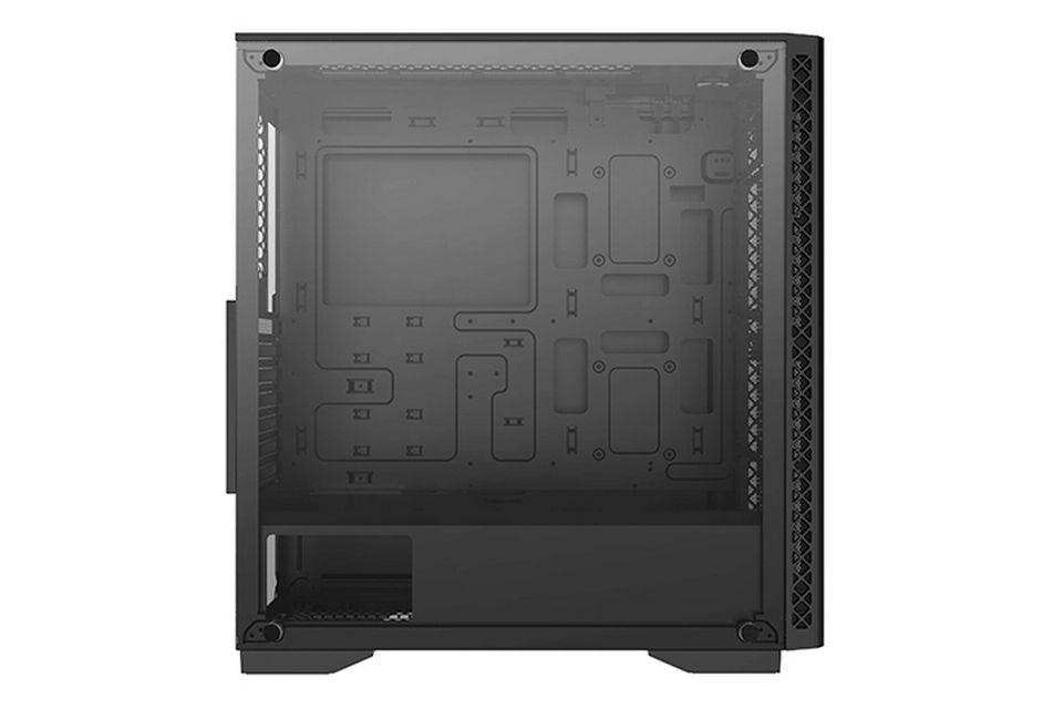 Vỏ Máy Tính Deepcool Matrexx 50 ADD-RGB 4F với mặt bên và mặt trước bằng kính cường lực độ dày 4mm