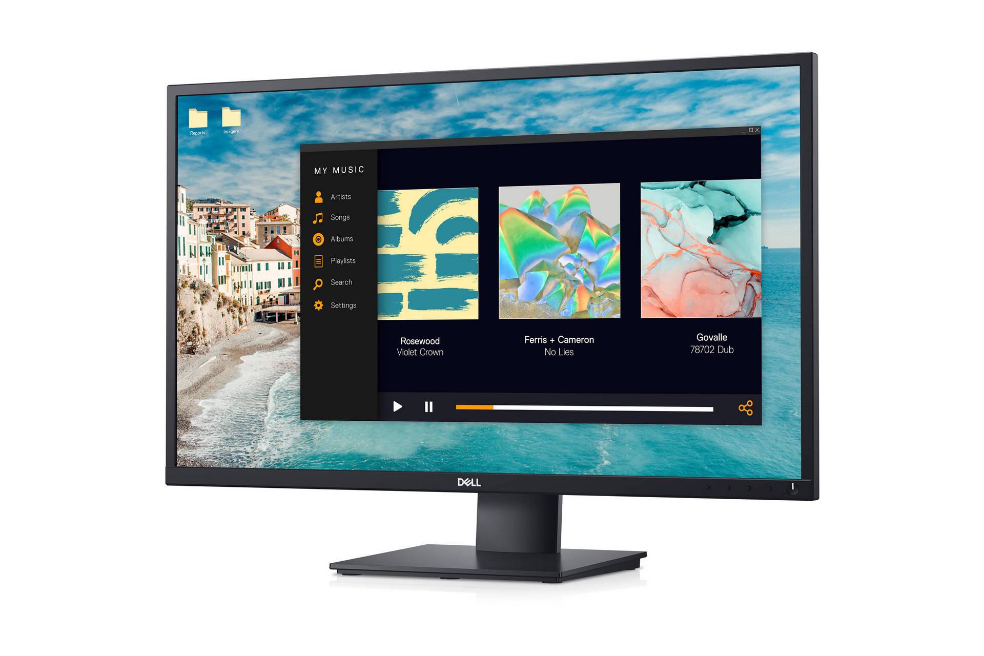 Trình quản lý màn hình Dell được cải tiến