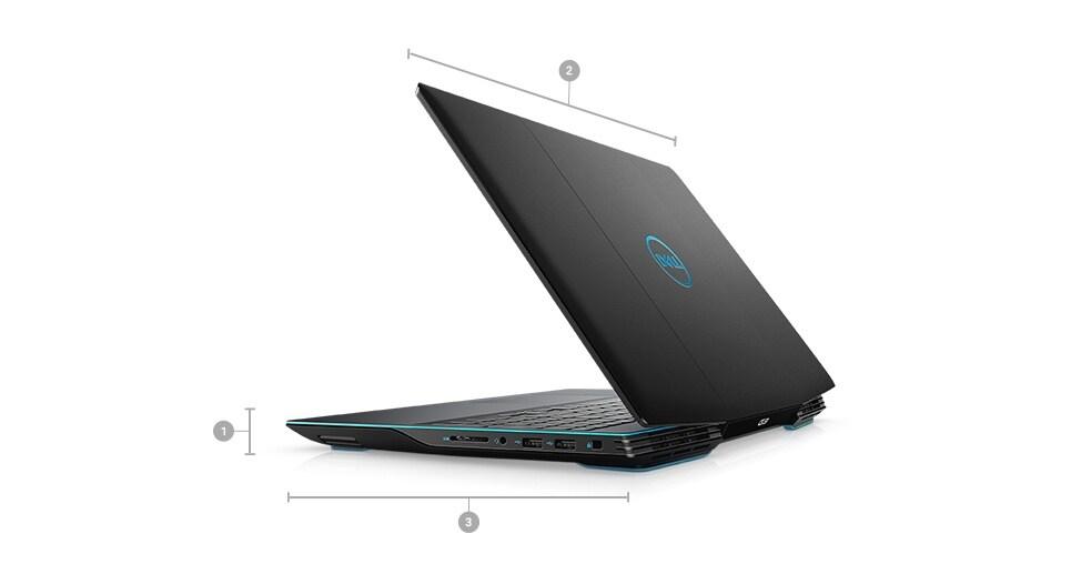 Dell G3 15 3500A P89F002 Size
