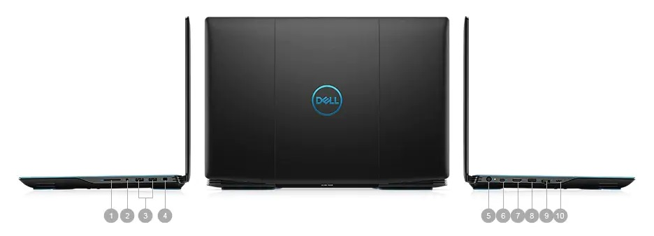 Dell Gaming G3 3500 70223130 IO
