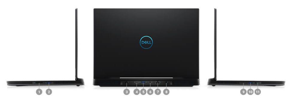 Dell Gaming G5590M P82F001 IO