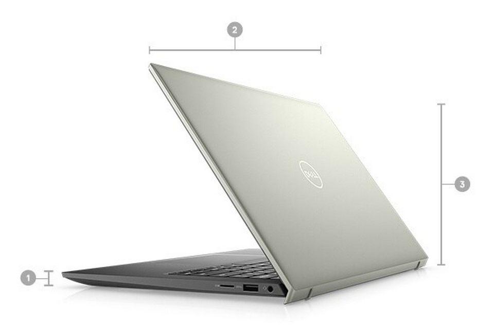 Laptop Dell Inspiron 5402 N5402A Kích thước & Trọng lượng
