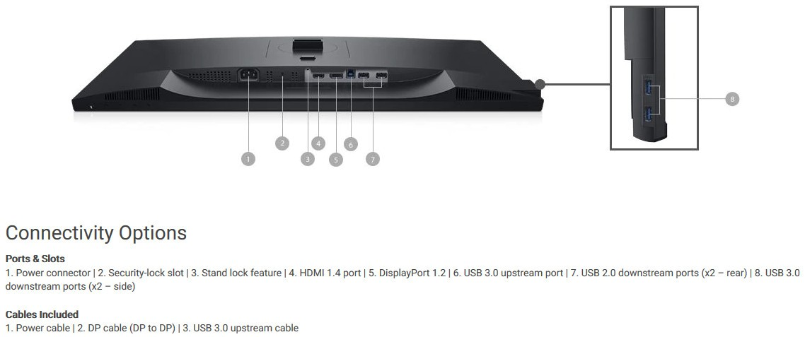 Màn hình Dell P2720D Connect