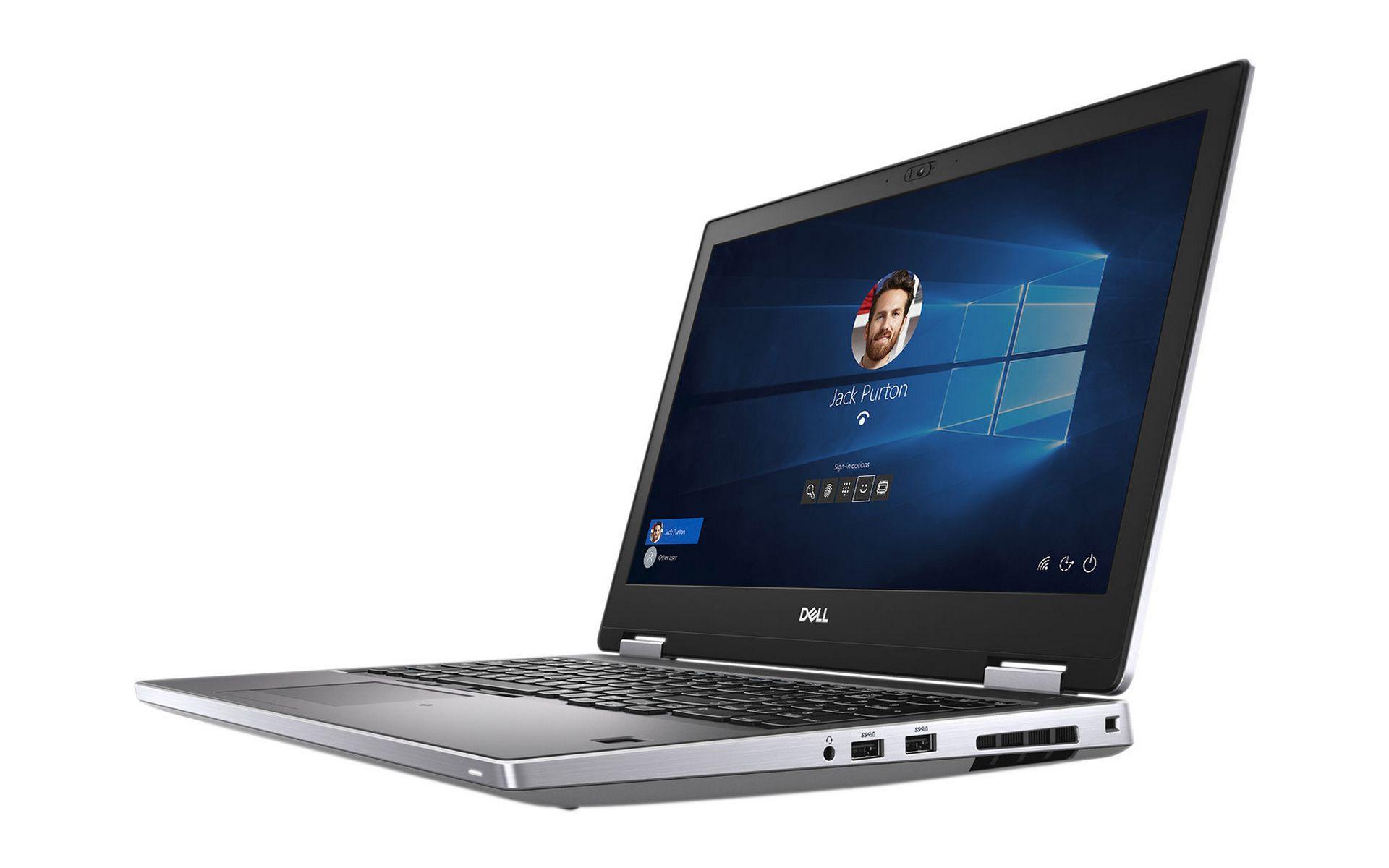 Nó tự động điều chỉnh Laptop Dell Precision 7540