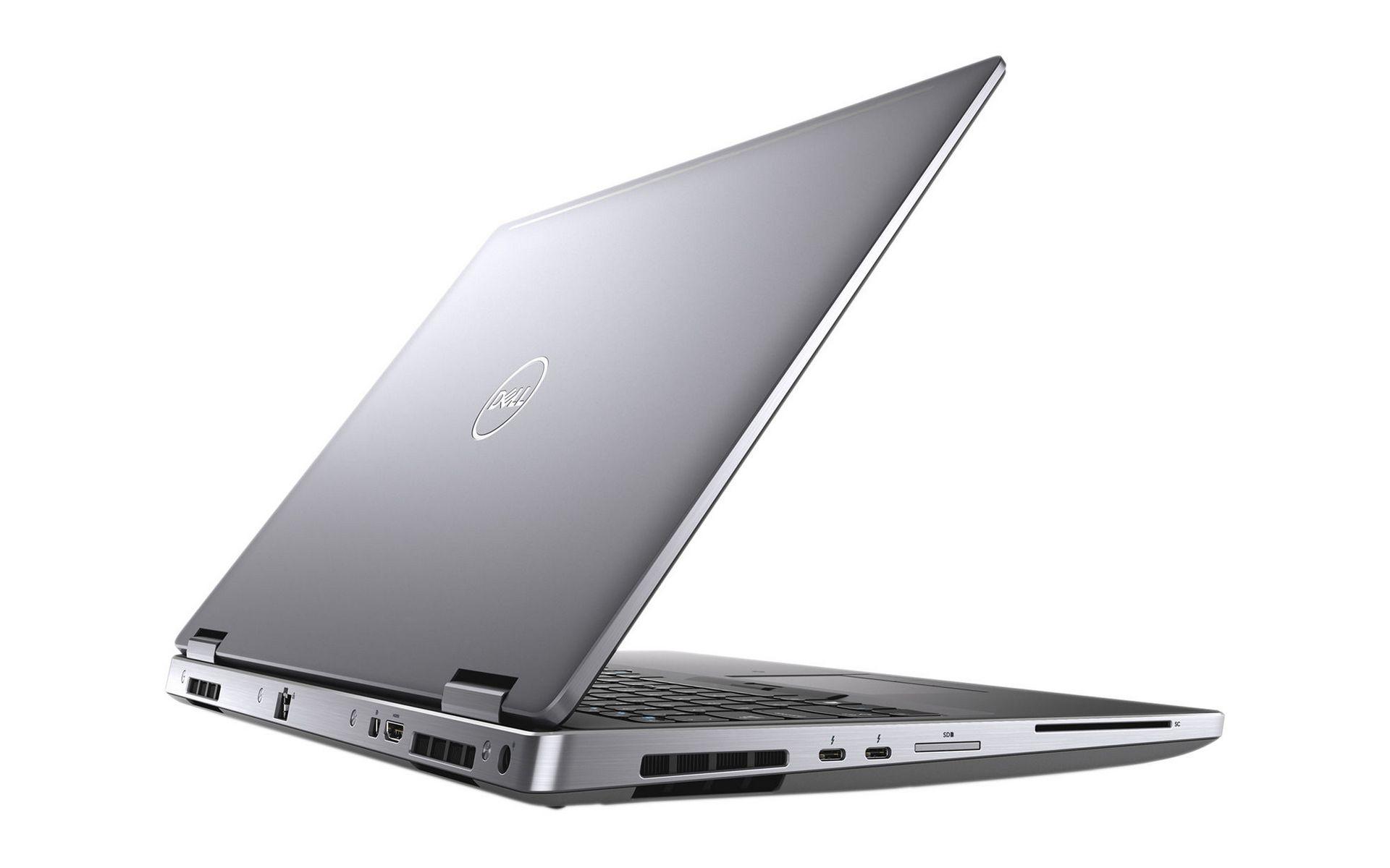 Laptop Dell Precision 7540 sạc các thiết bị hỗ trợ USB