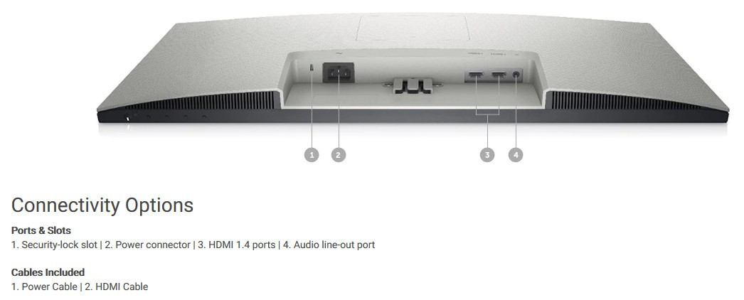 Màn hình Dell S2721HN