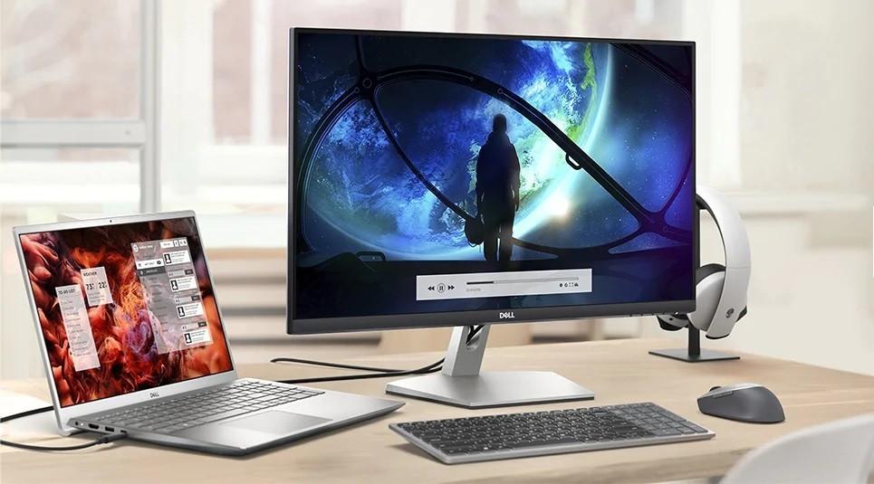 Dell S2721HN rõ nét tuyệt vời ở độ phân giải Full HD