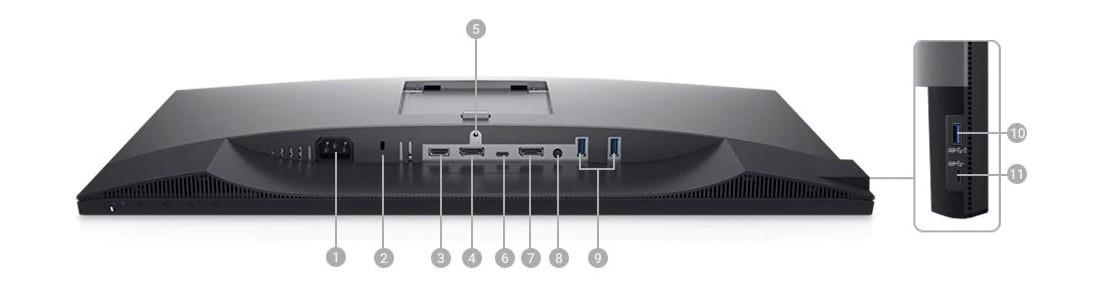 U2520D với nhiều tùy chọn kết nối