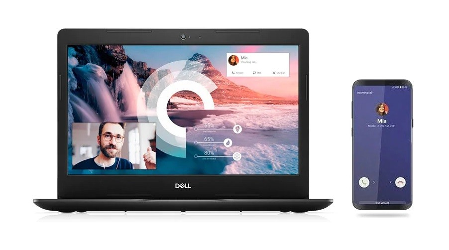 Laptop Dell Vostro 3591 V5I3308W connect