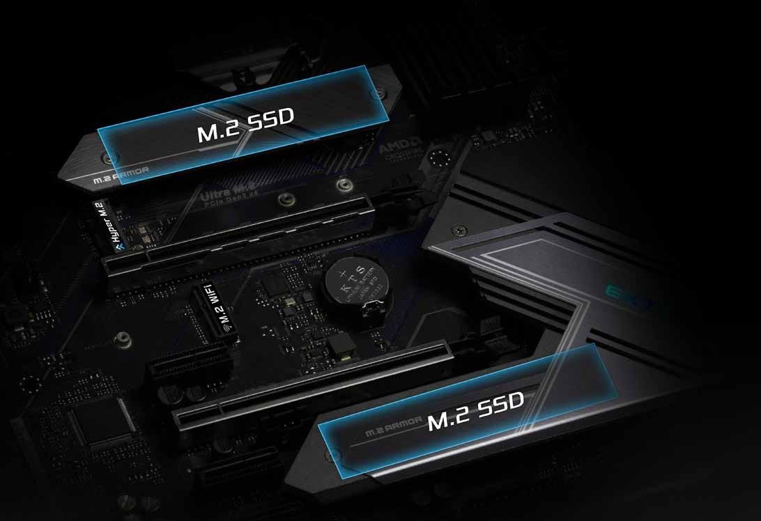 CÔNG CỤ GIẢI PHÁP M.2 & Dual M.2 cho SSD NVMe