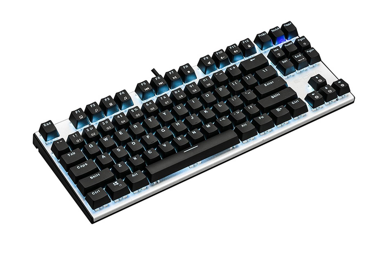 Bàn phím cơ E-DRA EK3087 LED Blue SWITCH