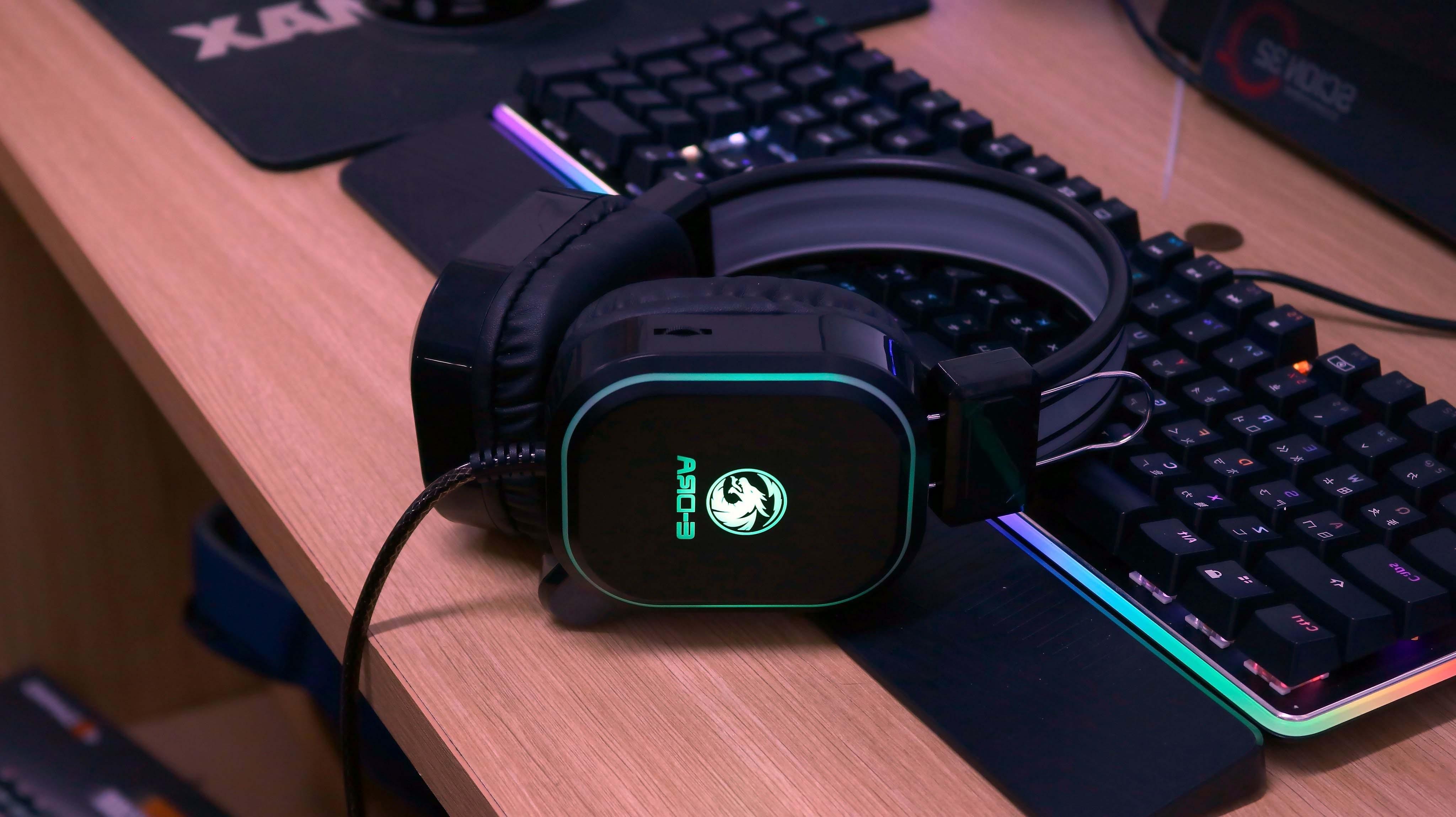 Tai nghe E-Dra EH401 LED RGB 7.1