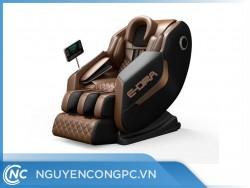 Ghế massage E-Dra Hestia EMC100 - Đen Nâu