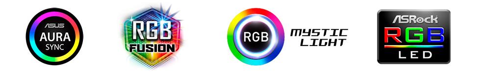 LED D-RGB