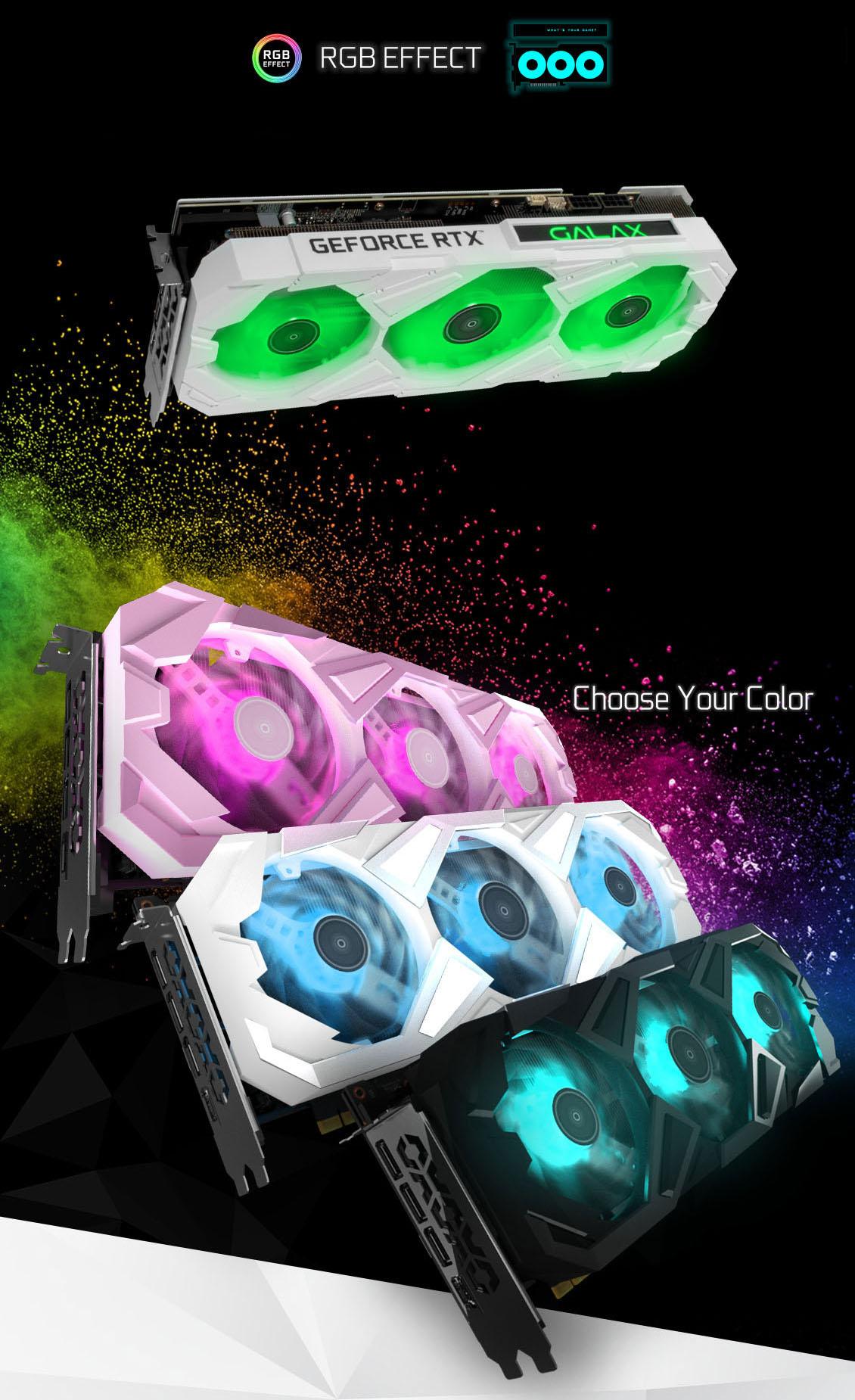 GeForce RTX 3070 Ti EXG RGB
