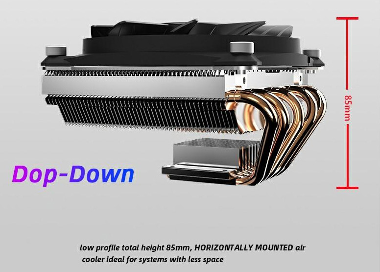 Thiết kế chiều cao thấp, Không cấn RAM