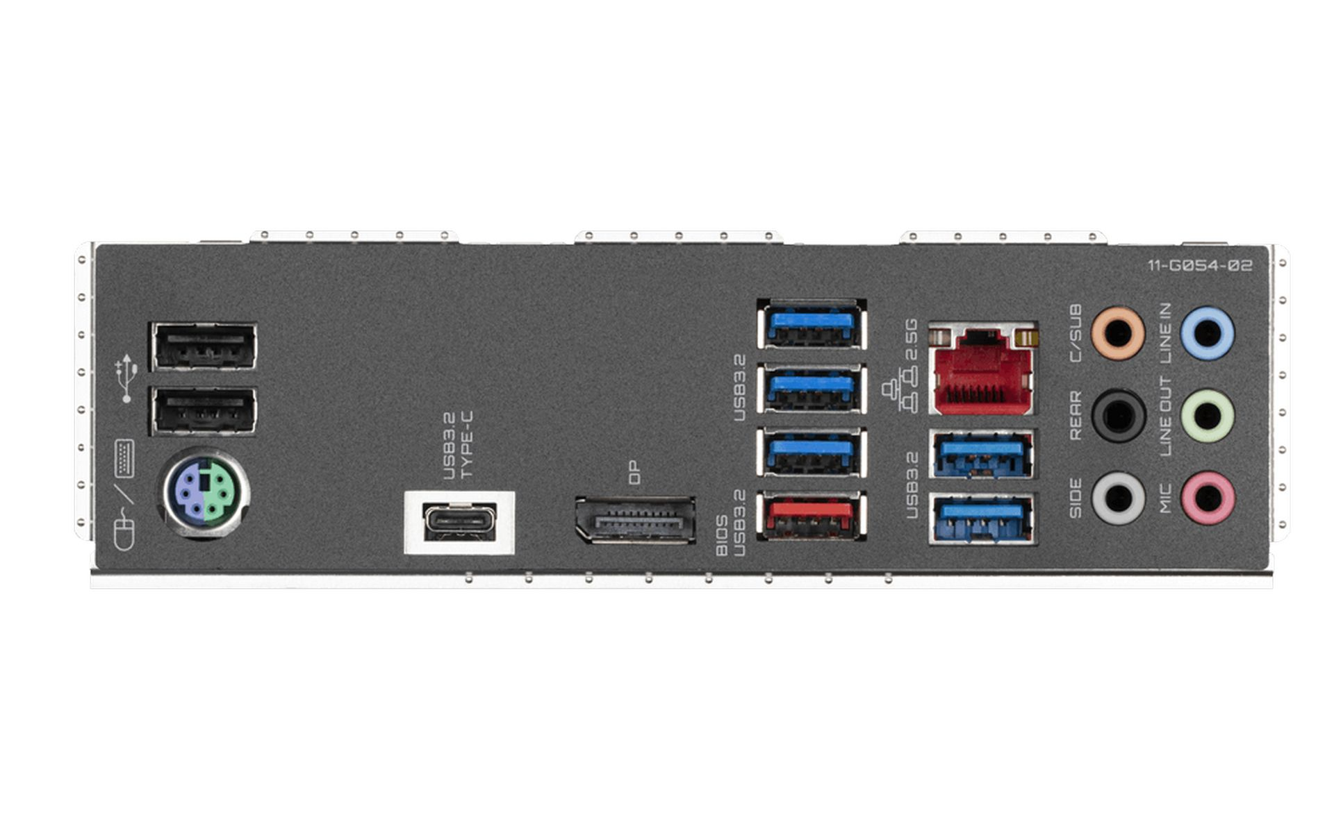 Z590 GAMING X sử dụng mạng LAN 2.5G