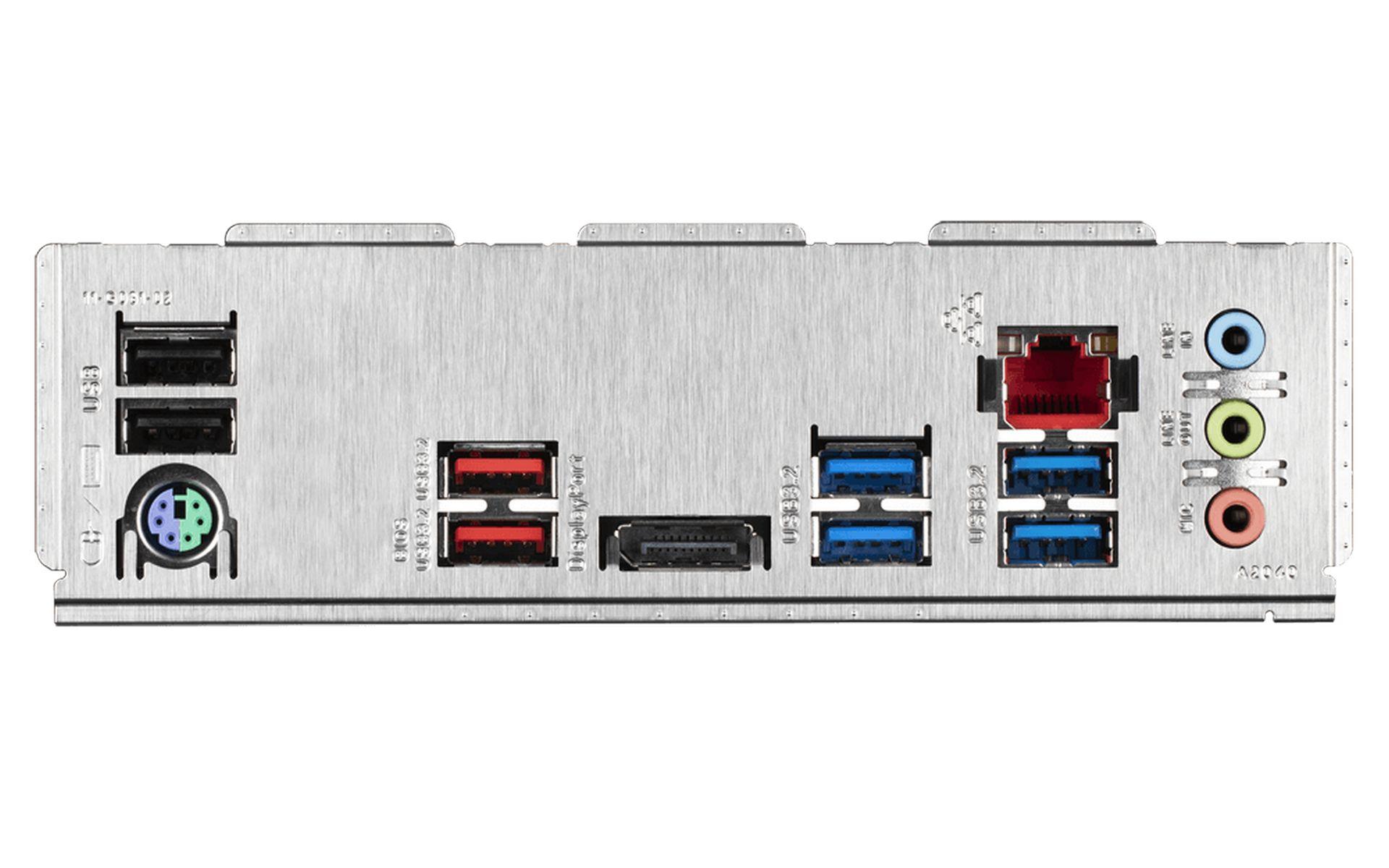 Z590 UD sử dụng mạng LAN 2.5G