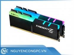 RAM G.Skill TRIDENT Z RGB 16GB (2x8GB) Bus 3200MHz (F4-3200C16D-16GTZR)