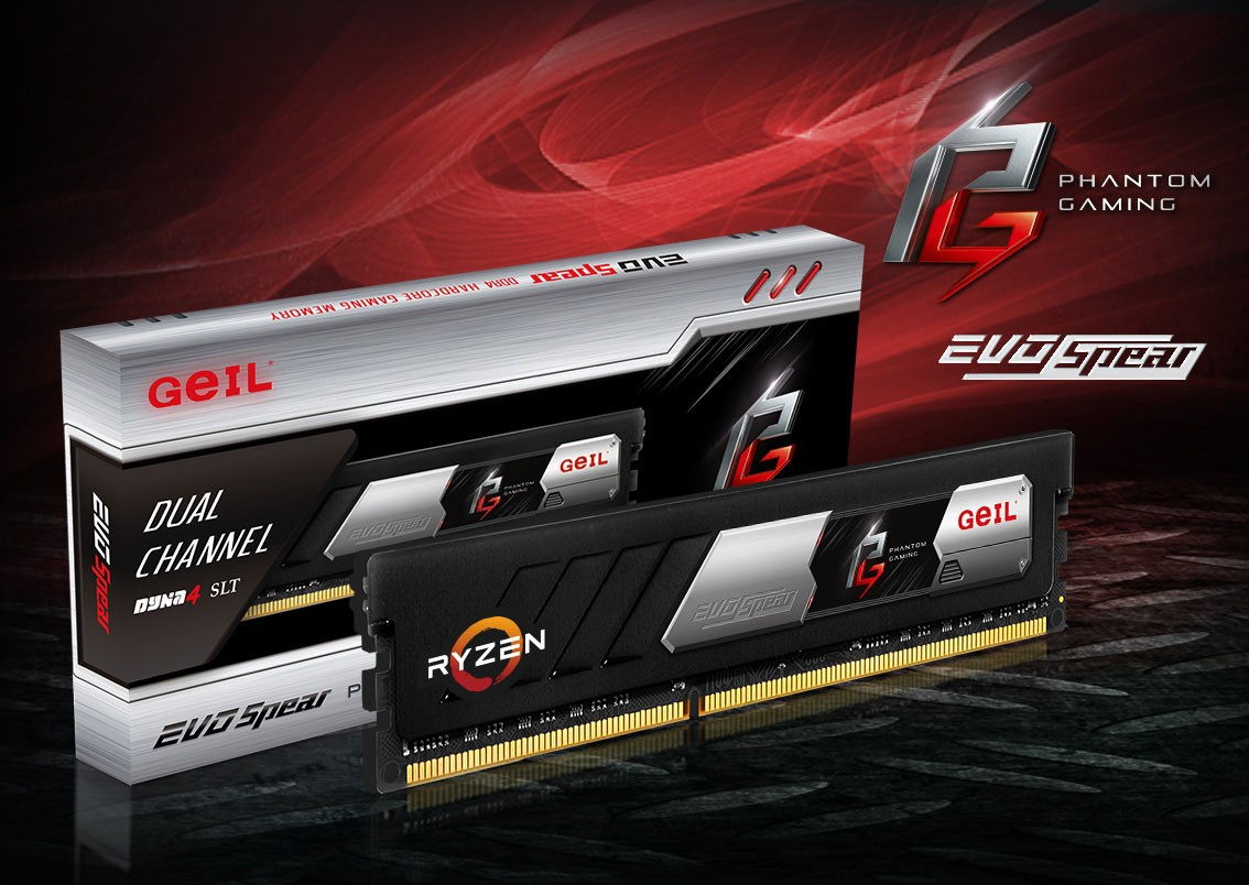 RAM Geil D4 EVO SPEAR