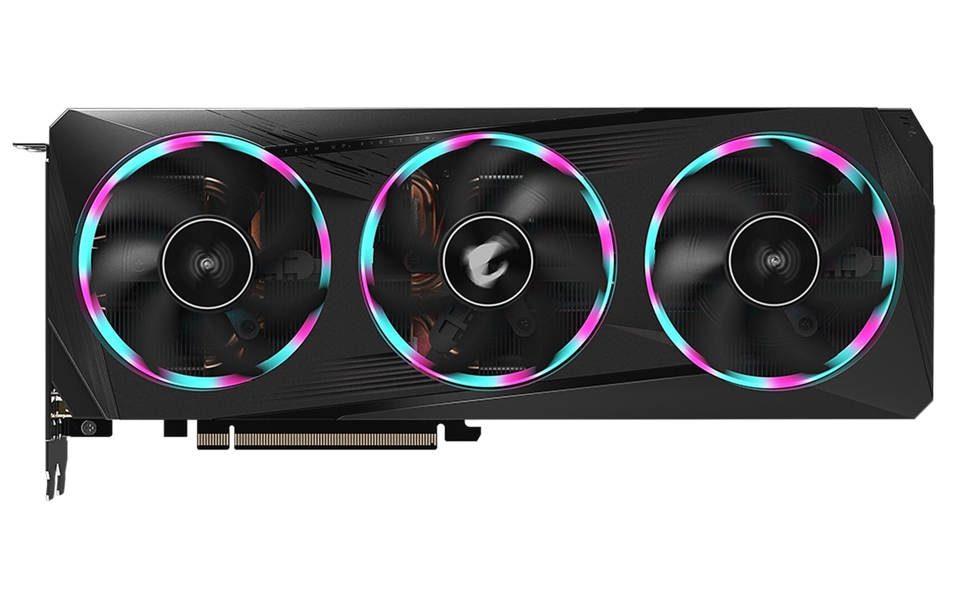 AORUS GeForce RTX 3060 ELITE 12G