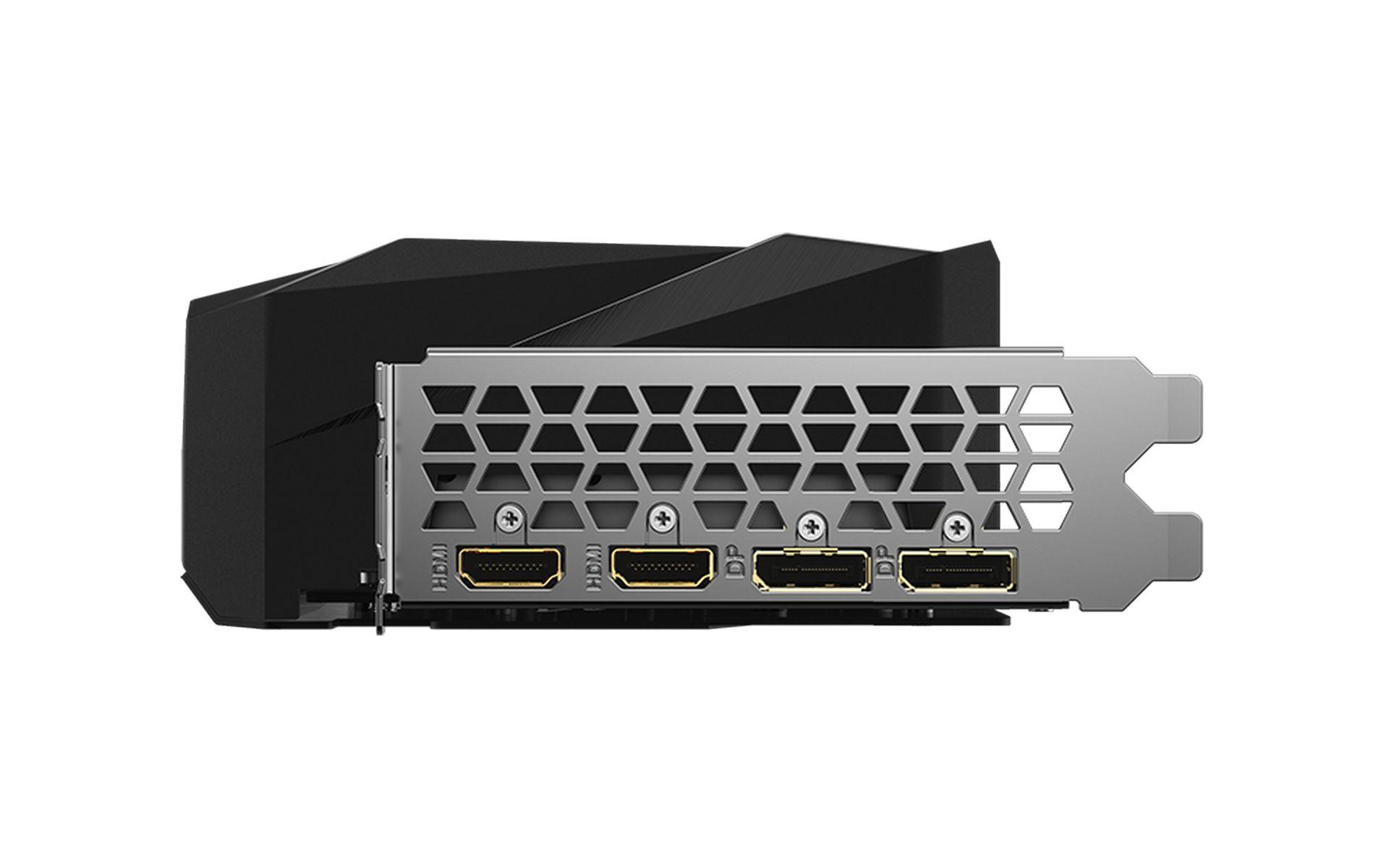 Giga RX 6800 XT AORUS MASTER 16G cũng có lớp phủ PCB cấp hàng không vũ trụ