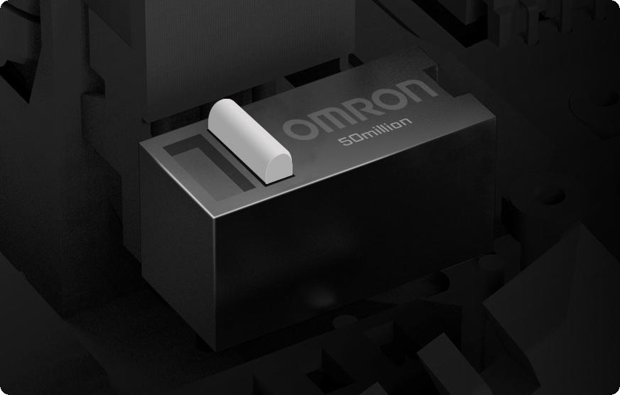 Switch omron 50 triệu nhấp