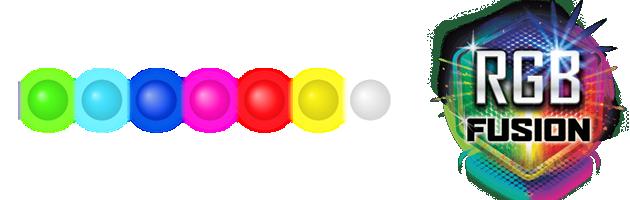 Hỗ trợ dải RGB với 7 màu