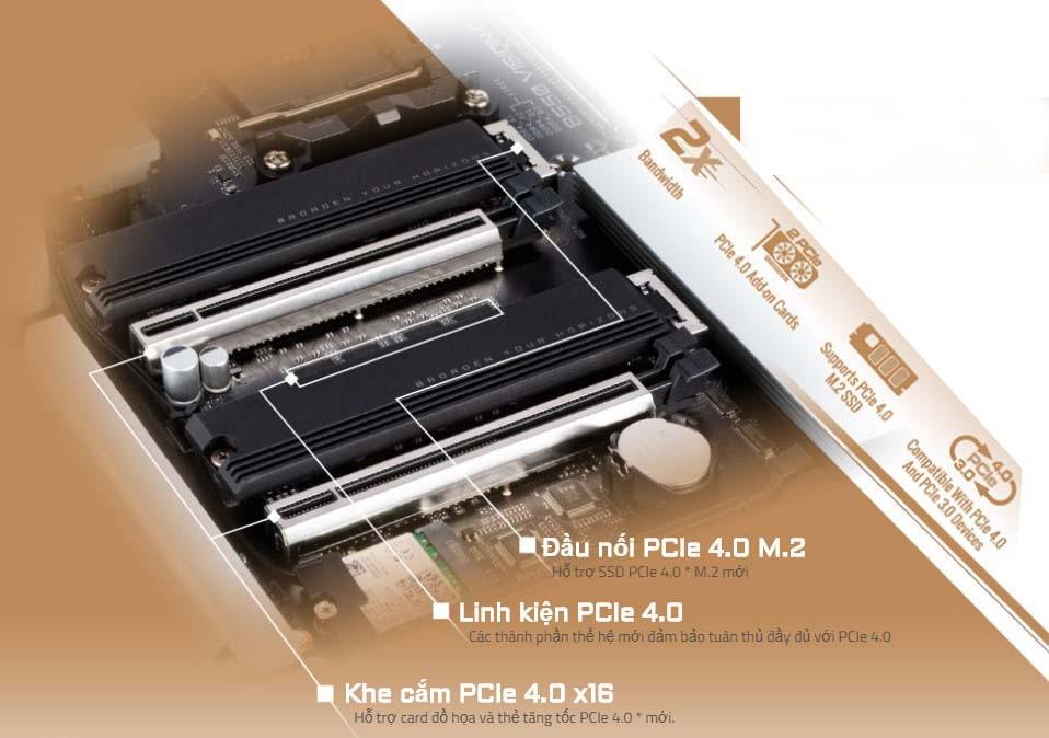 Thiết kế phần cứng PCI Express 4.0*