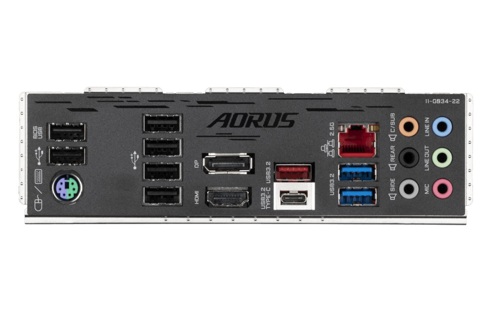B560M AORUS PRO sử dụng mạng LAN 2.5G