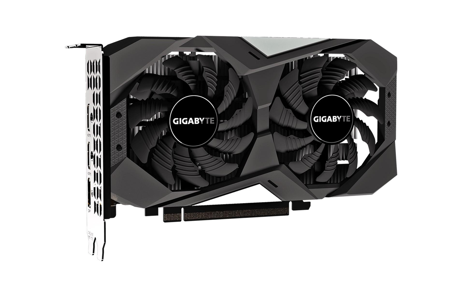 Card Màn Hình Gigabyte GeForce GTX 1650 OC 4G