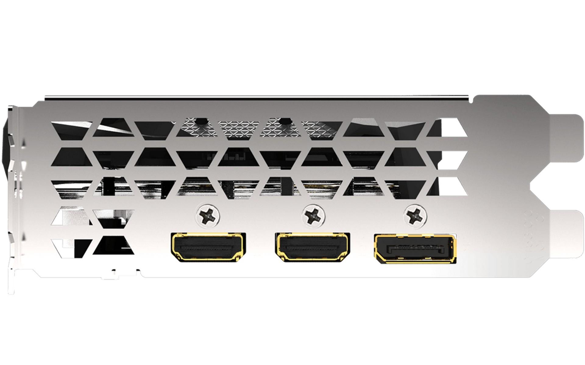 GeForce GTX 1650 OC 4G IO