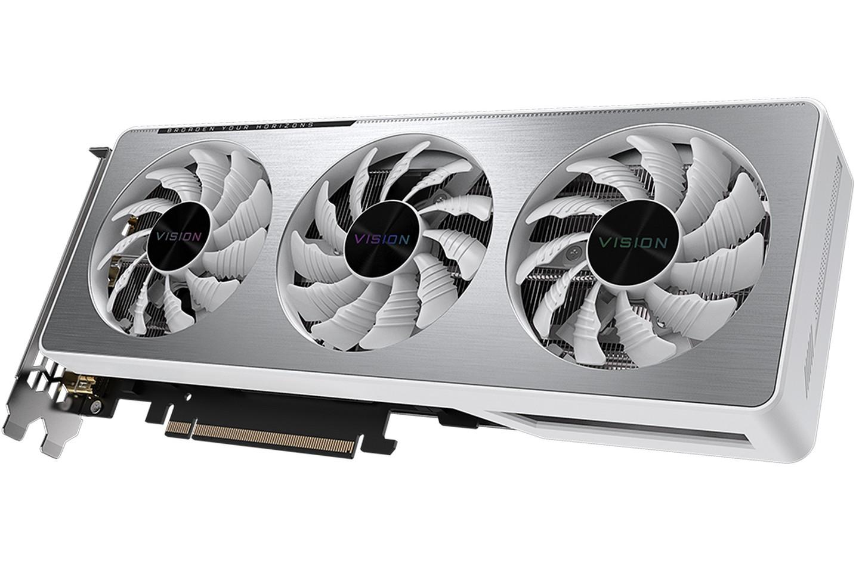 Card Màn Hình Gigabyte GeForce RTX 3060 VISION OC 12G