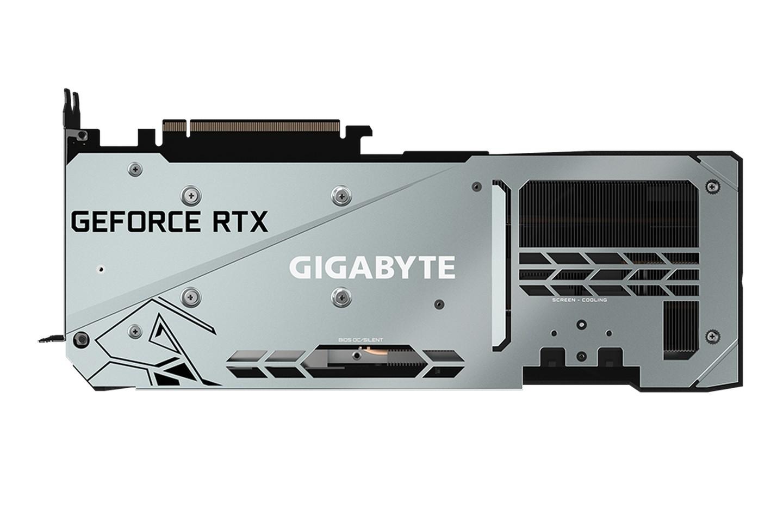 GeForce RTX 3070 Ti GAMING OC 8G Backplate