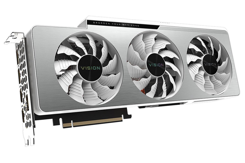 Gigabyte GeForce RTX 3080 Ti VISION OC 12G