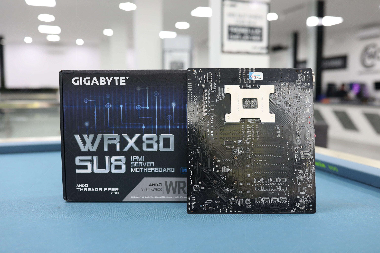 Bo mạch chủ Gigabyte WRX80 SU8 IPMI