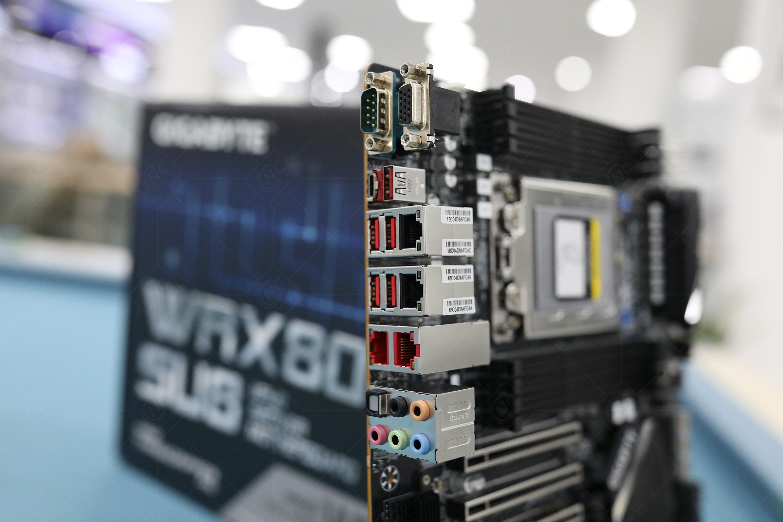 Intel 10GbE và GbE LAN và USB Type-C