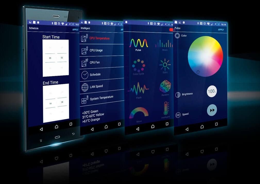 RGB Fusion 2.0 APP