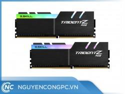 RAM Gskill Trident Z RGB 32GB (2x16GB) Bus 3600MHz CL18 (F4-3600C18D-32GTZR)