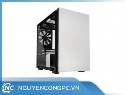 Vỏ máy tính NZXT H210 Matte White Black