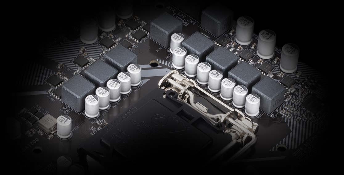 Thiết kế VRM kỹ thuật số 6 + 2 pha