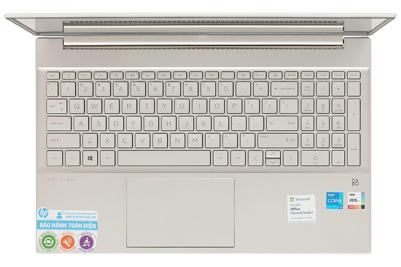 Laptop HP Pavilion 15 eg0070TU 2L9H3PA mang nét hiện đại