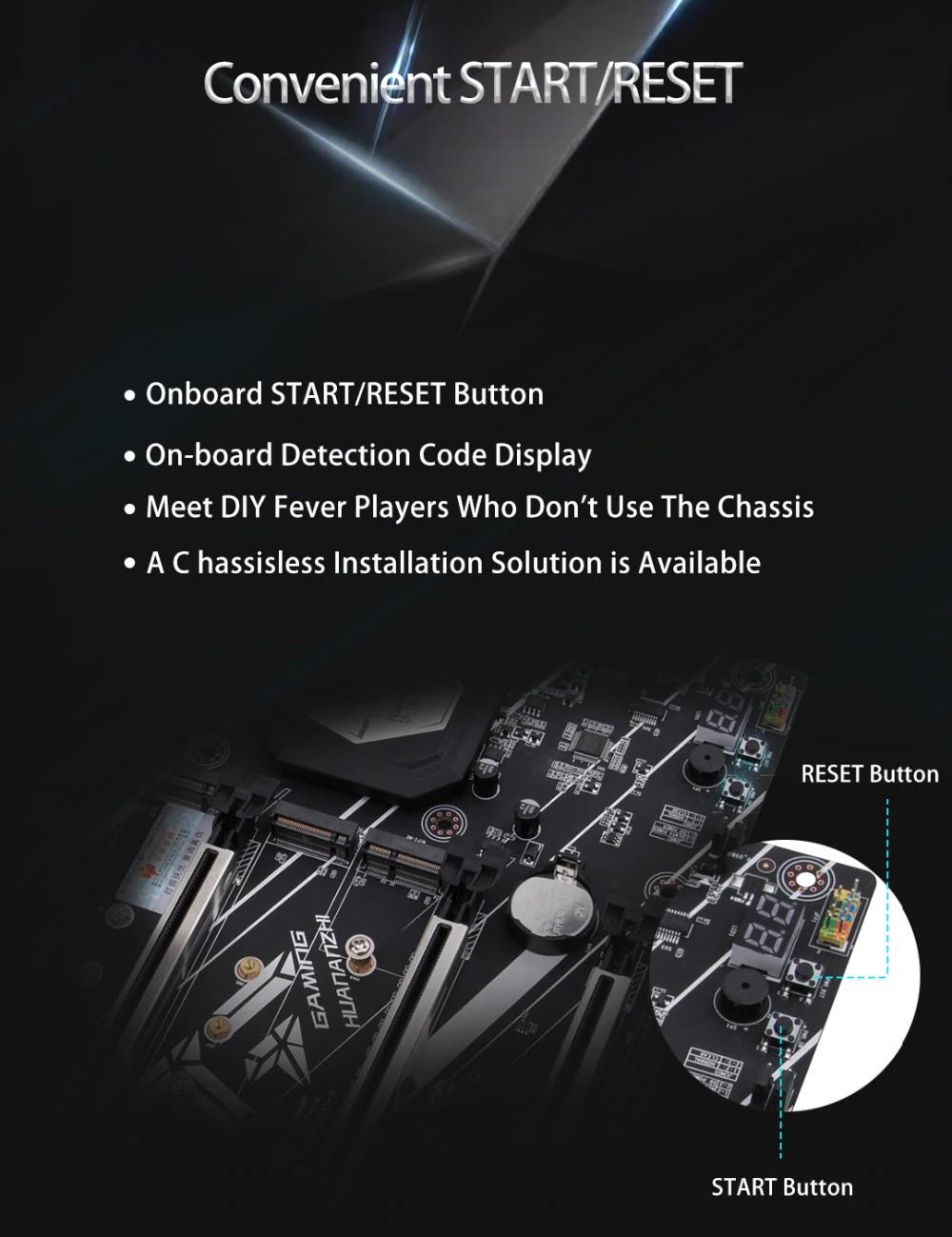 Huananzhi-X99-TF-Gaming-button