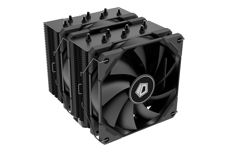 ID-Cooling SE-207-XT Black 2 Fans