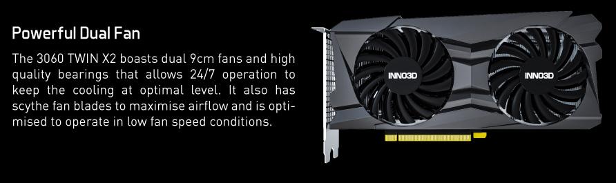 Power Dual Fan